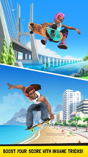 Flip Skater 4 تصوير الشاشة