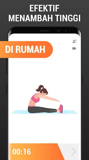 Latihan Peninggi Badan - Meningkatkan Tinggi Badan screenshot 4