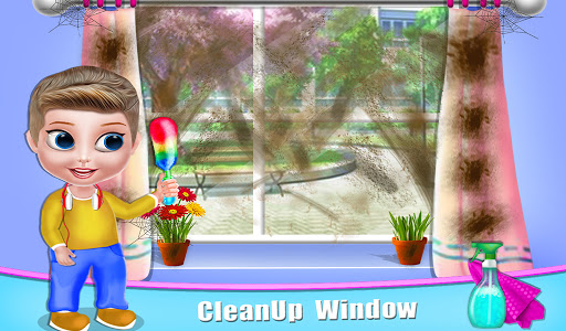 House Cleaning - Home Cleanup Girls Game screenshot 14