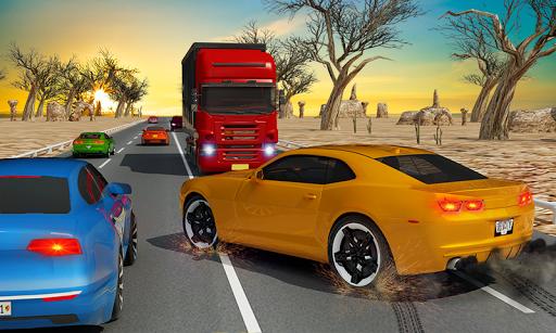 Traffic Highway Car Racer screenshot 1