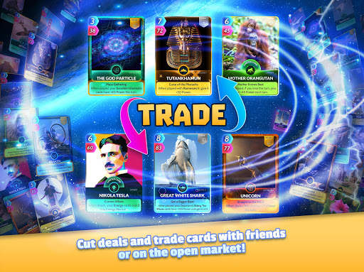 CUE Cards TCG screenshot 2