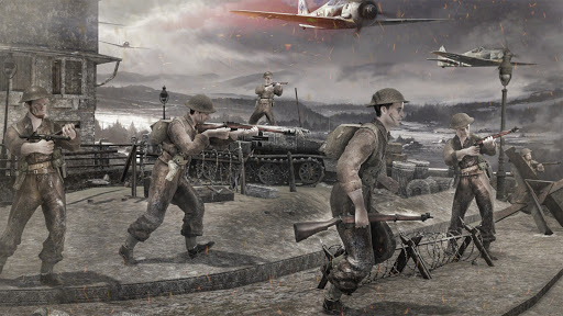Call Of Courage : WW2 FPS Action Game screenshot 5