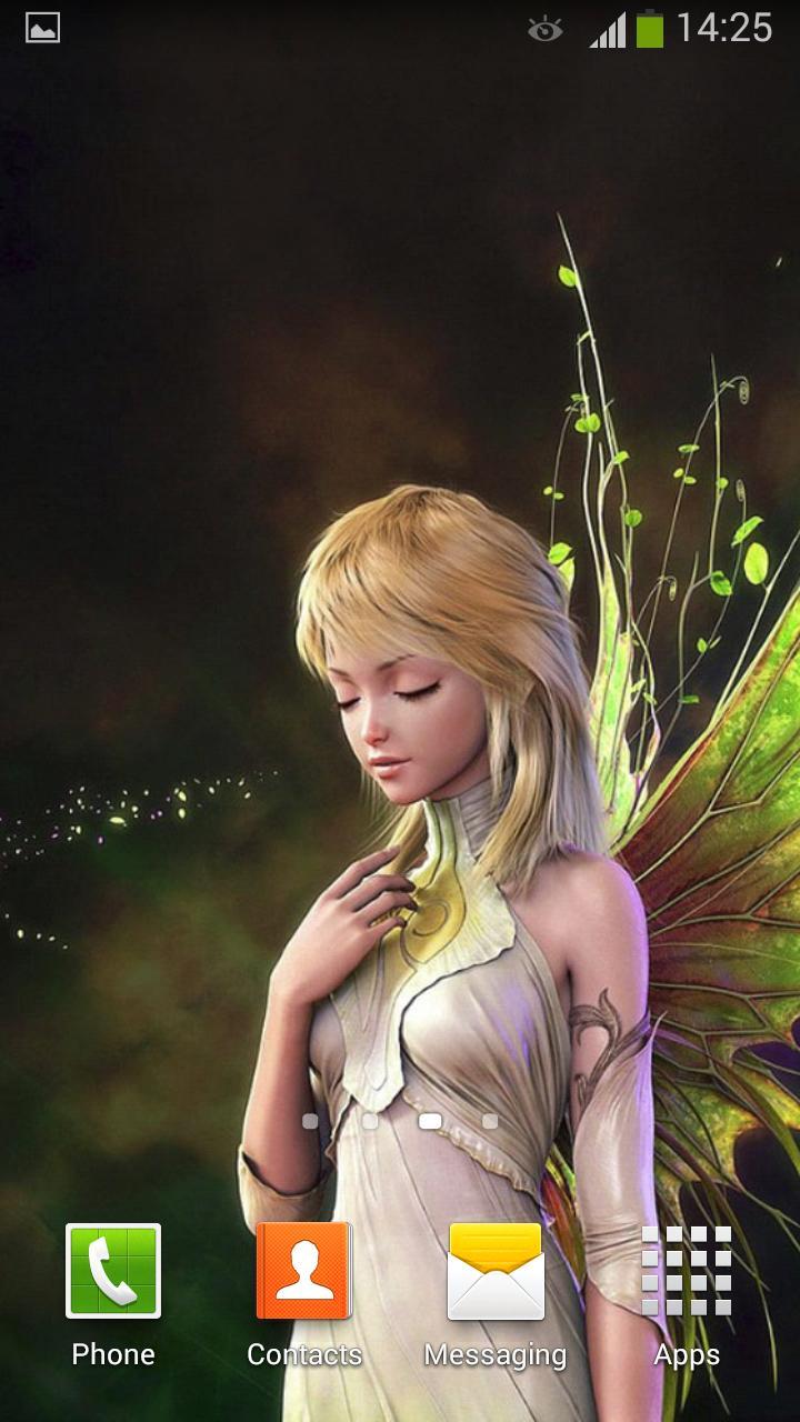 Fairy Tale Live Wallpaper screenshot 5