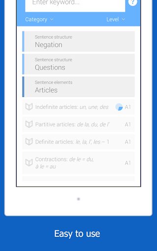 Dr French, French grammar screenshot 11