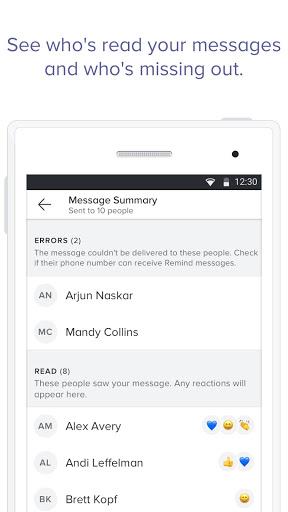 Remind: School Communication screenshot 3