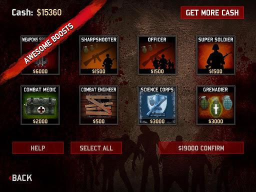 SAS: Zombie Assault 3 8 تصوير الشاشة