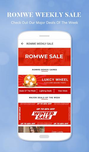 ROMWE - Daily Outfit  Fashion screenshot 2