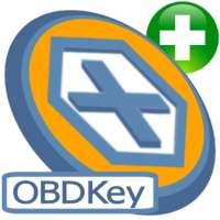 OBDKey Fault Code Reader أيقونة