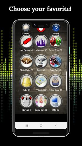 3D Ringtones 4D screenshot 5