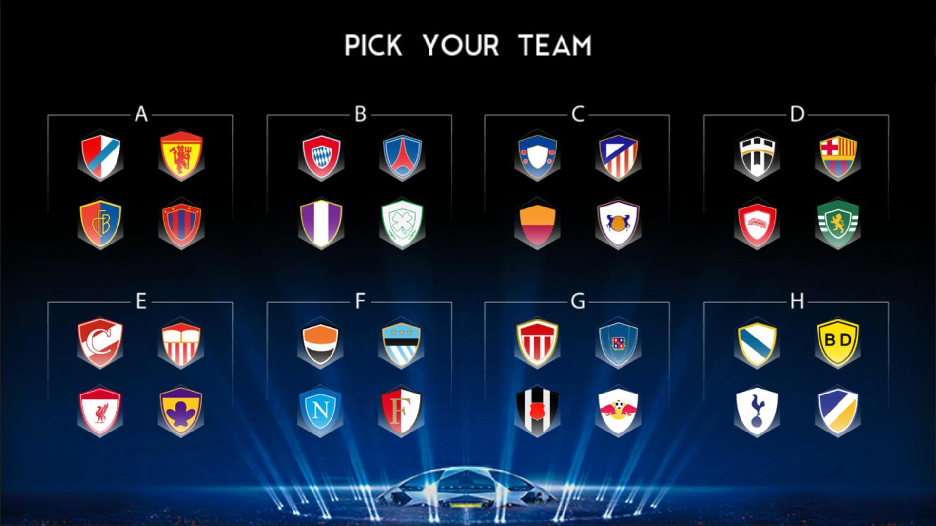 Head FootBall: Champions League 2018 2 تصوير الشاشة