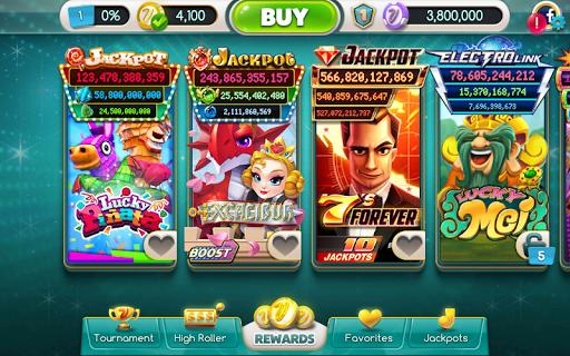 myVEGAS Slots: Las Vegas Casino Games & Slots screenshot 14