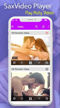 Sax Video Player 2019 screenshot 4