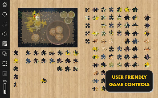 Jigsaw Puzzle XXL - 5000  3 تصوير الشاشة