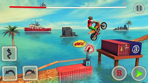 Bike Stunt Race 3d Bike Racing Games – Bike game screenshot 4