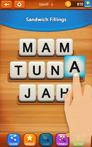 Word Jumble Champion screenshot 1