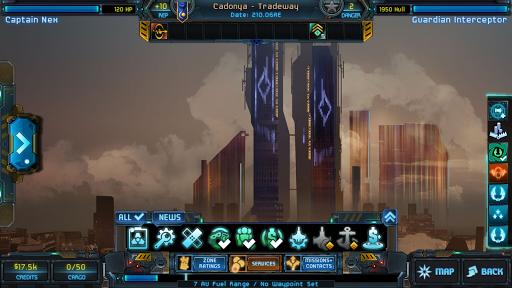 Star Traders: Frontiers screenshot 4