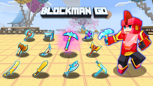 Blockman Go screenshot 2