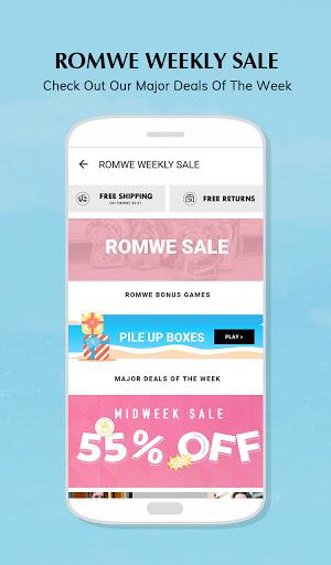 ROMWE - Daily Outfit  Fashion скриншот 7