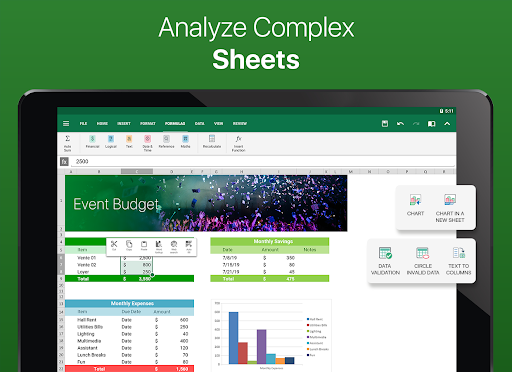 OfficeSuite - Word docs, Excel, PowerPoint & PDF screenshot 9