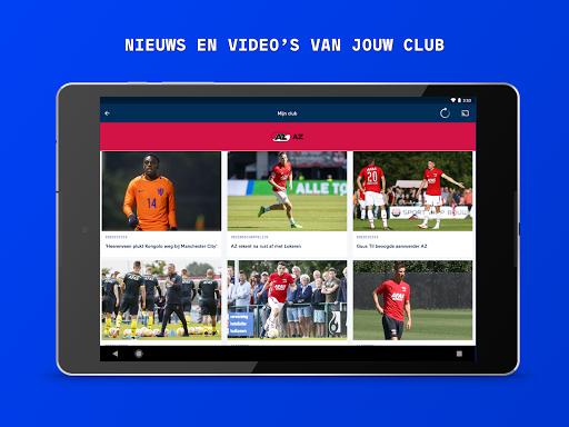 FOX Sports NL 8 تصوير الشاشة