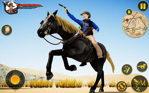 Cowboy Horse Riding Simulation screenshot 7