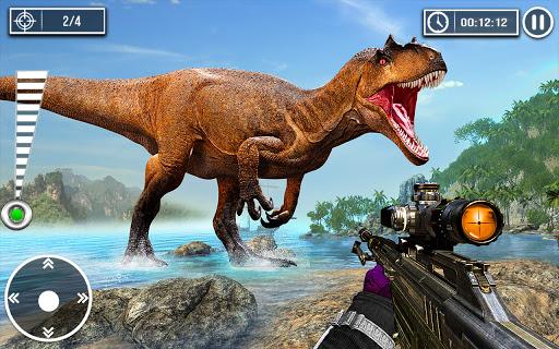 Wild Dino Hunting Clash: Animal Hunting Games screenshot 6