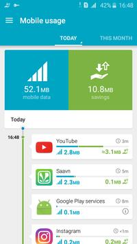 Ultra data saving - Opera Max screenshot 6