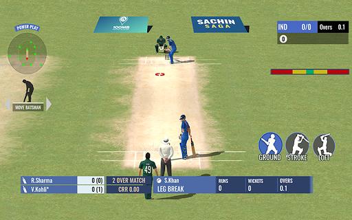 Sachin Saga Cricket Champions स्क्रीनशॉट 11