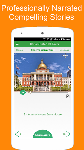 Boston Historical Tours screenshot 3