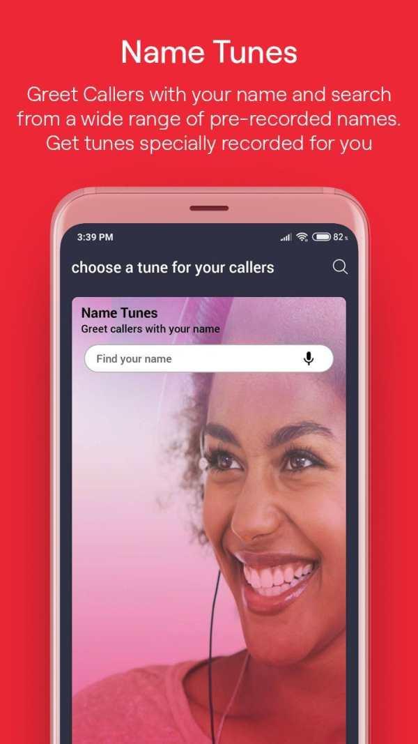 Vi Callertunes - Latest Songs & Name Tunes screenshot 5