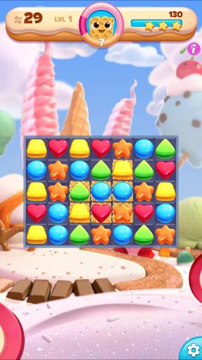 Cookie Jam Blast™: マッチ3パズルゲーム、クッキーコンボな冒険 screenshot 18
