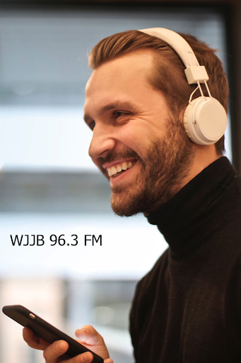 96.3 FM Big Jab WJJB Radio Station 3 تصوير الشاشة