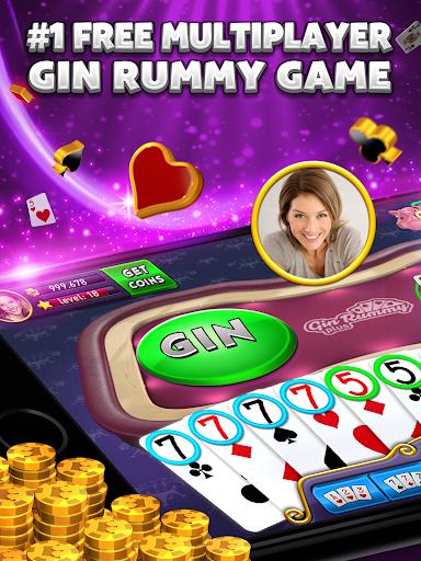 Gin Rummy Plus 2 تصوير الشاشة
