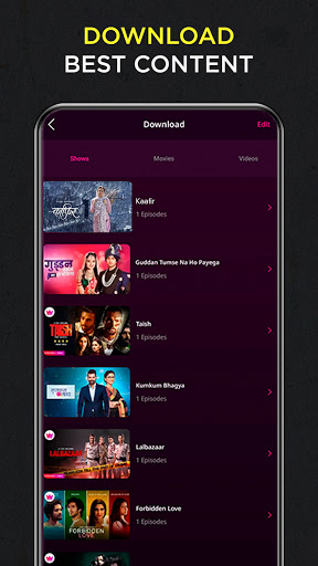 ZEE5: Movies, TV Shows, Web Series, News screenshot 7