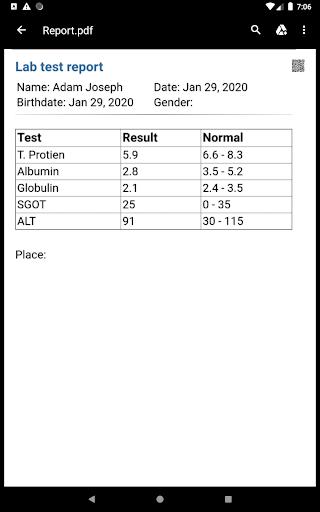 Medical Records screenshot 19