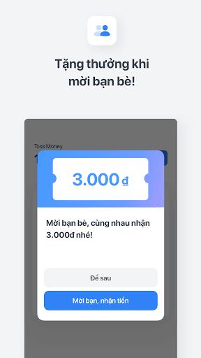 Toss: Tiền thưởng, Nạp tiền, Tài khoản miễn phí screenshot 5