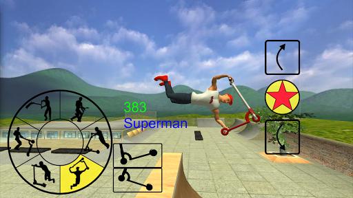 Scooter Freestyle Extreme 3D 4 تصوير الشاشة