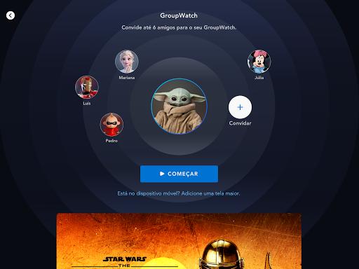 Disney  screenshot 16