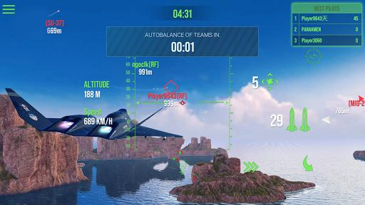 Modern Warplanes: Sky fighters PvP Jet Warfare screenshot 6