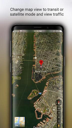 GPS Live Navigation, Maps, Directions and Explore screenshot 8