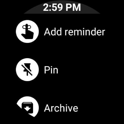 Google Keep - Notes and Lists screenshot 19