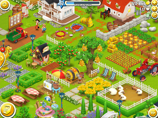 Hay Day 17 تصوير الشاشة