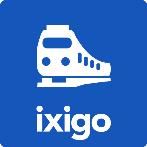 IRCTC Train Booking, PNR Status, Running Status أيقونة