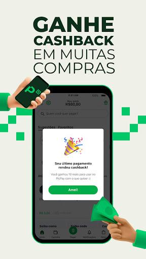 PicPay: Pagamentos, Transferências, Pix e Cashback screenshot 6