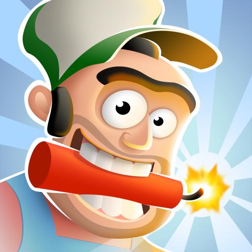 Super Dynamite Fishing Premium icon