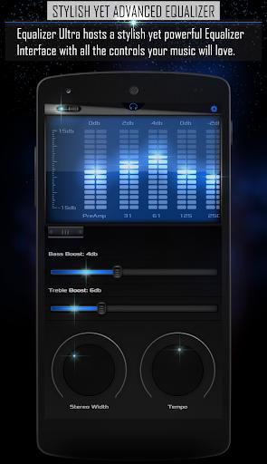 Equalizer Ultra™ - Best Equalizer with Loud Bass 1 تصوير الشاشة