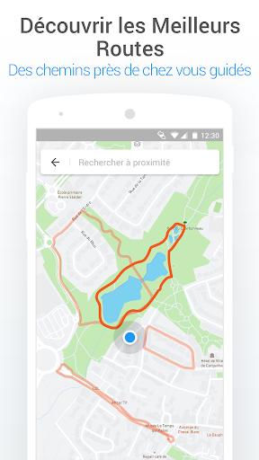 Podomètre gratuit - compteur de pas et de calories screenshot 3