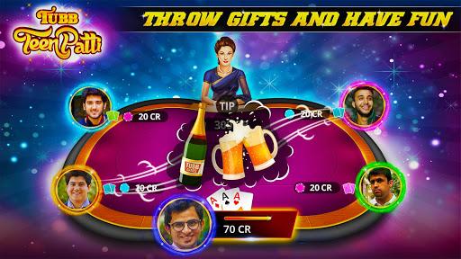 Tubb Teen Patti - Indian Poker - TTP 2 تصوير الشاشة