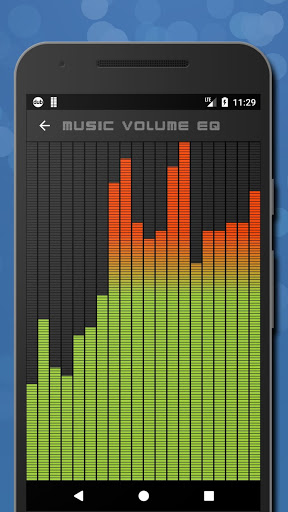Music Volume EQ — Equalizer Bass Booster Amplifier 7 تصوير الشاشة
