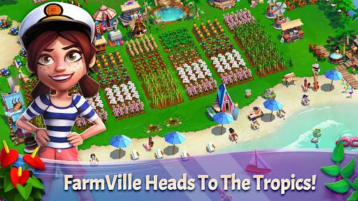 FarmVille 2: Tropic Escape स्क्रीनशॉट 1
